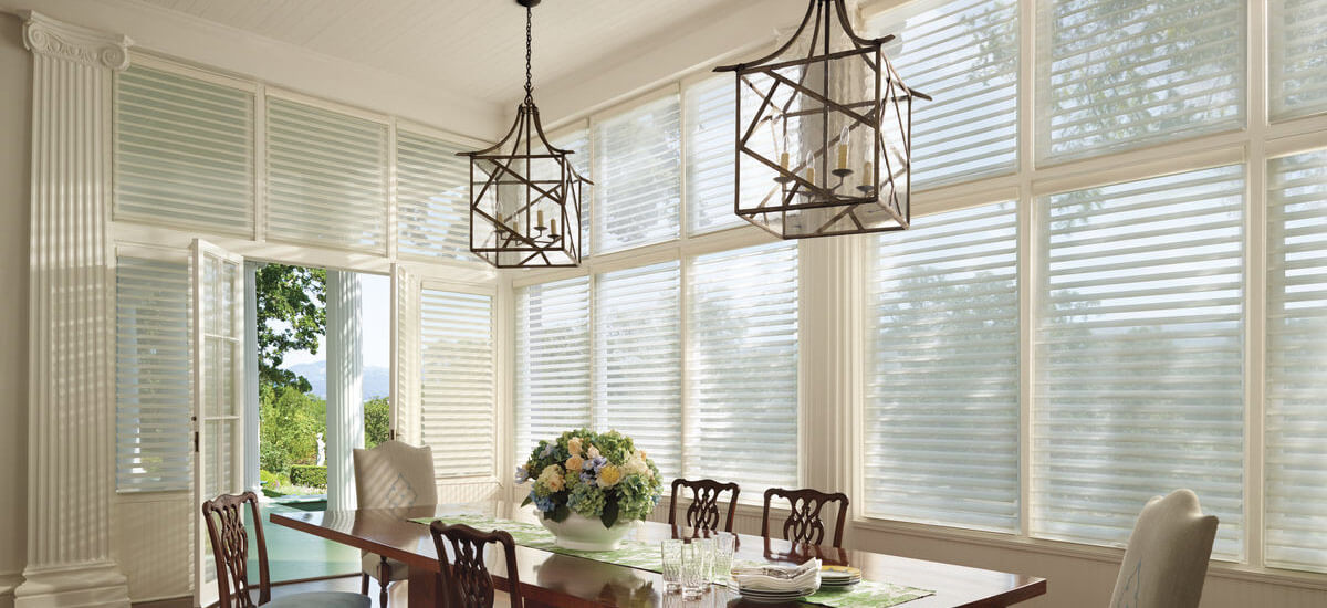 Chateau Dining Blinds
