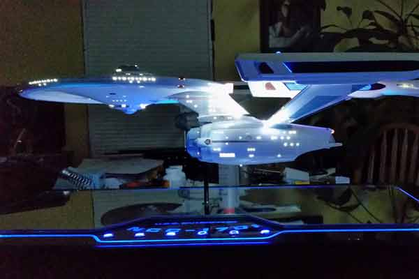 Enterprise Model Lights