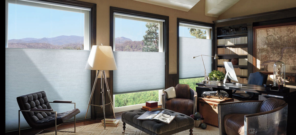 Rustic Opalessence Blinds